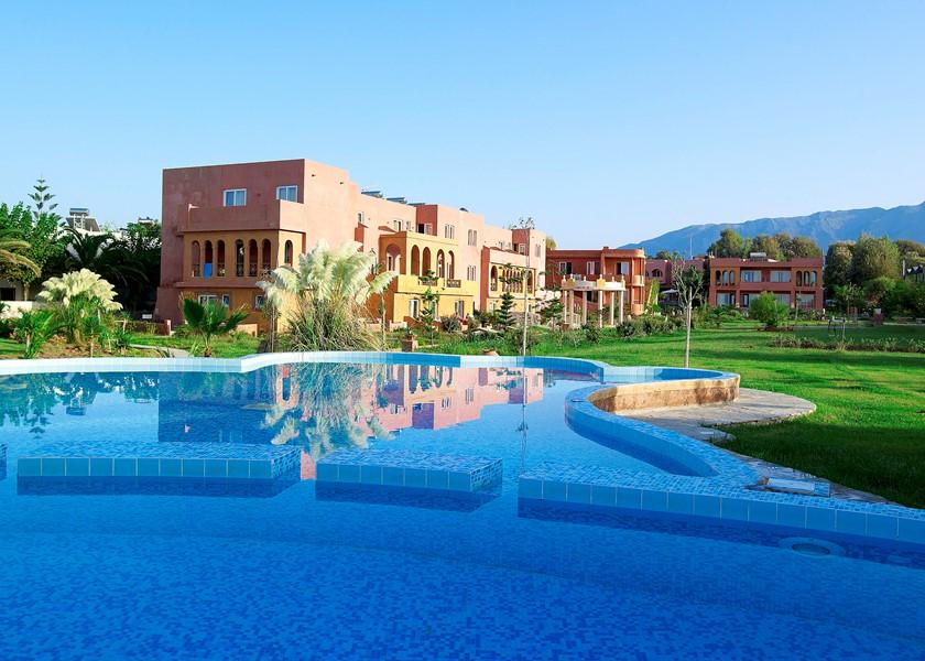 Georgioupolis family resorts crete resorts chania 4 star for Design hotel crete