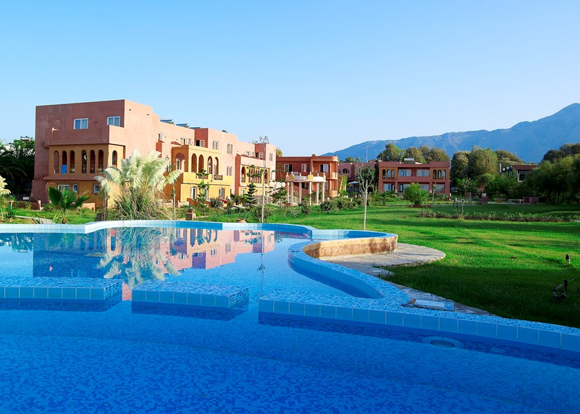 About Orpheas Resort